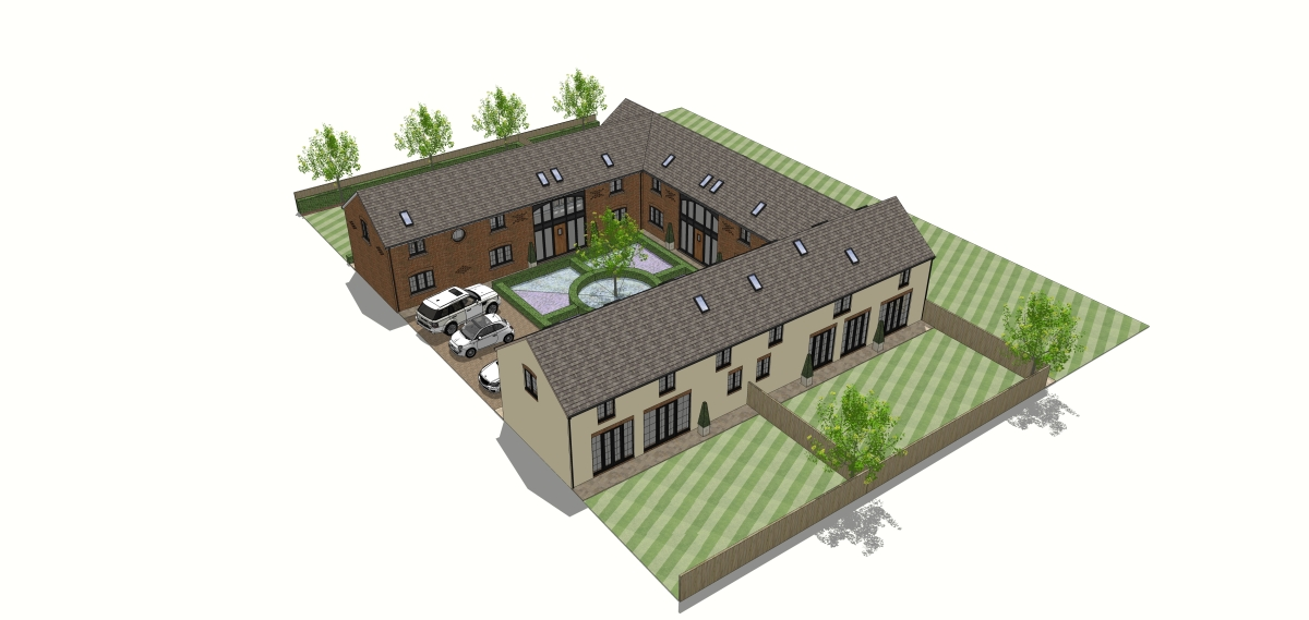 Designs For Barn Conversion Complete James Bell