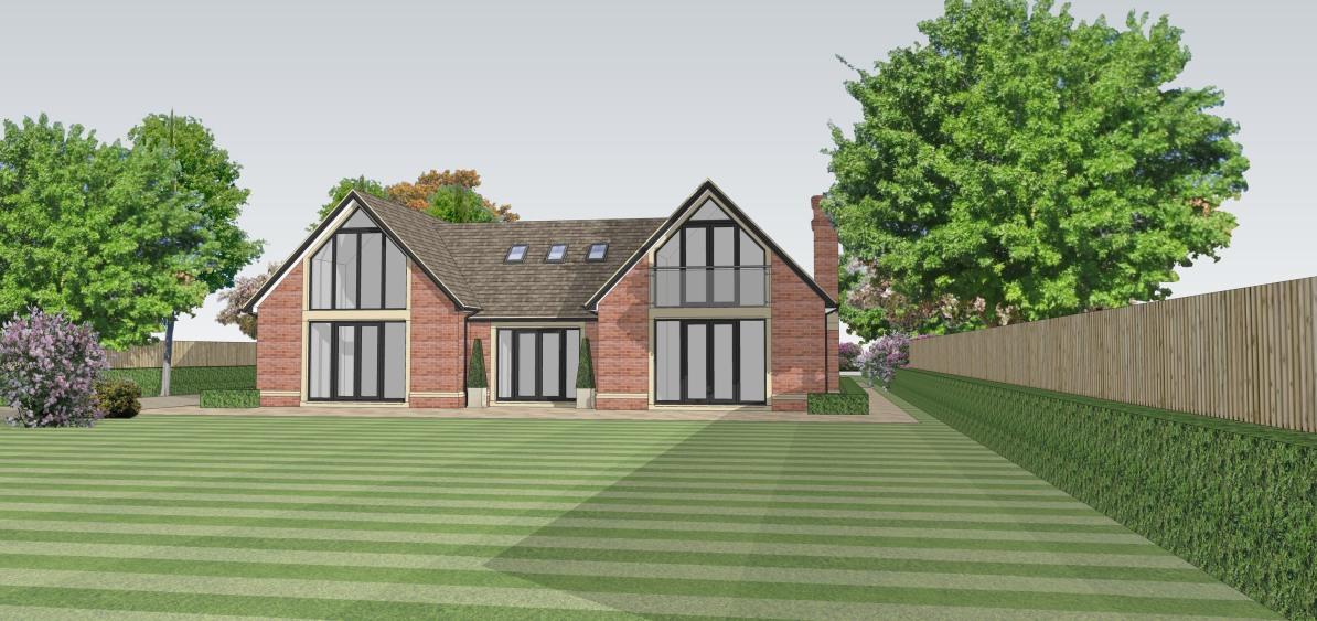 Planning Permission Granted for Green Belt Dwelling – James Bell ...