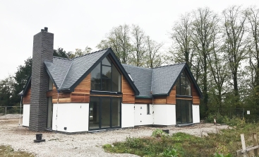 Contemporary dwelling Plumley 5